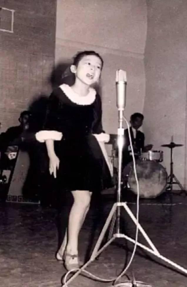 可以這麼說,陳淑樺生來就是唱歌的天使