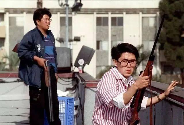 洛杉磯暴動中的韓國人